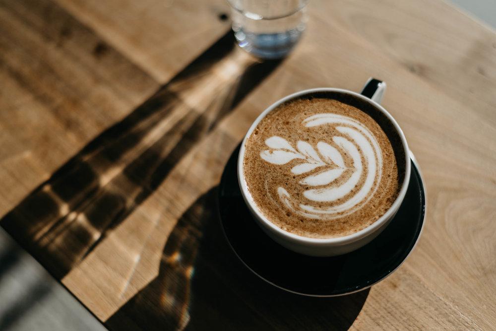 Penny's coffee -