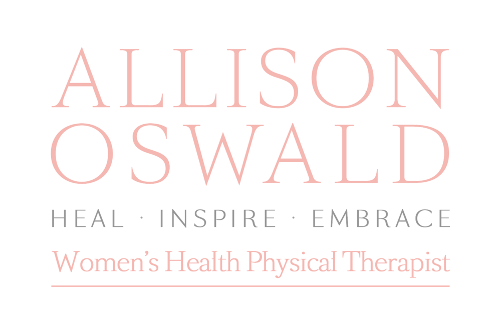 Women's health physical therapy - Allison Oswald wants to help your pelvic floor stay fit for life (which means better sex, safer pregnancies and deliveries, and no leaking pee as you age).