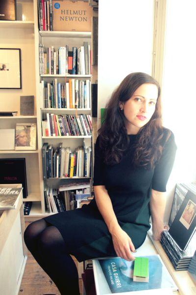 Lucy Moore at Claire de Rouen books