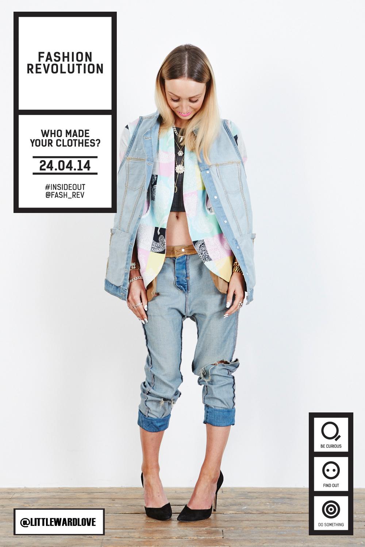 Stylist and blogger Danielle Ward, @LittleWardLove, www.littlefashbird.co.uk