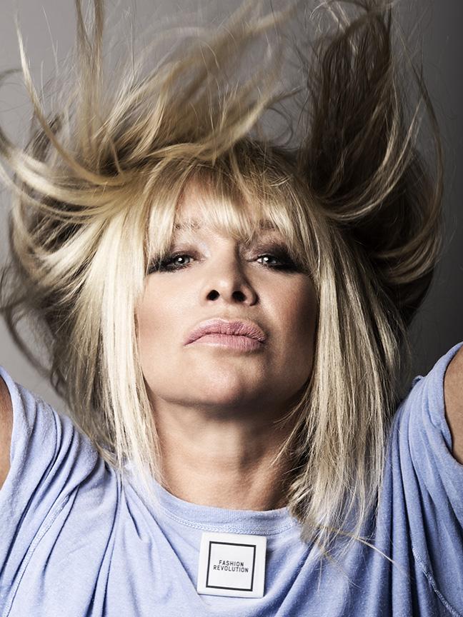 Jo Wood. Photography Trevor Leighton. Make up Lauren Baker, prettyraw.co.uk