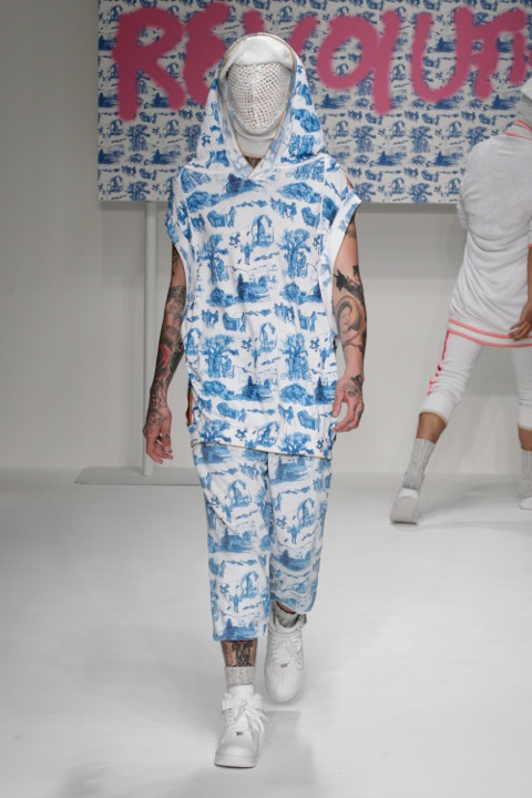 Love is the drug got a hold of me: toile du jouy for boys (SS13)