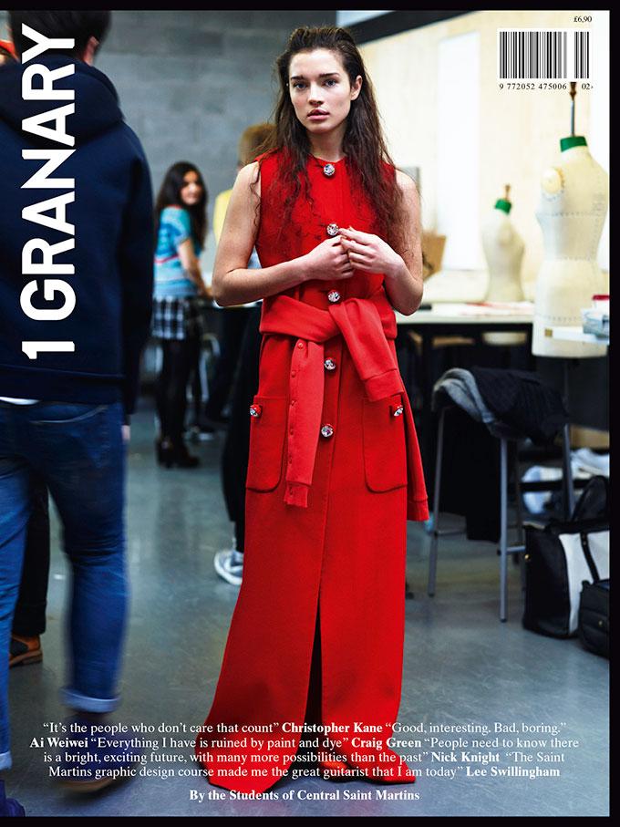 1 GRanary: cover