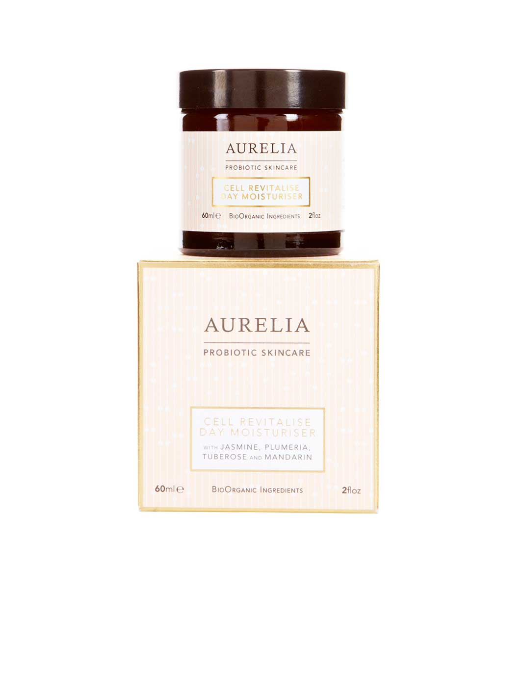 Cell Revitalise Day Moisturiser, £42, Aurelia Skincare. www.aureliaskincare.com