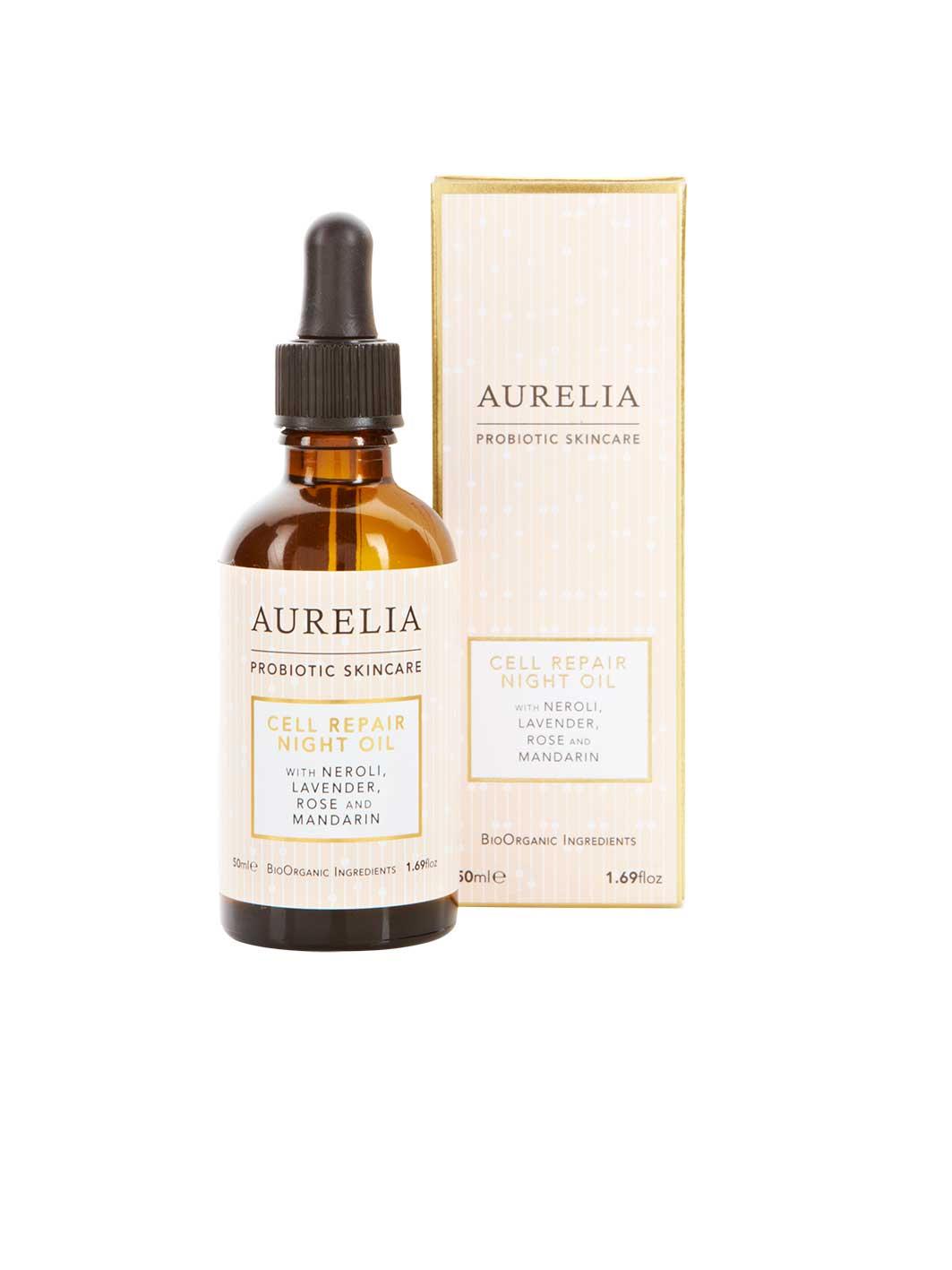 Cell Repair Night Oil, £45, Aurelia Skincare. www.aureliaskincare.com