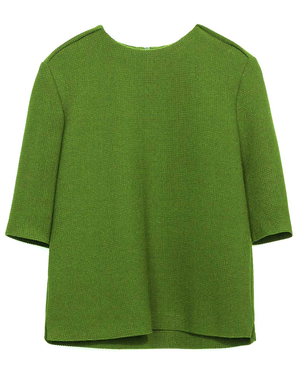 Fairly Made Pinnie Shell Top, £78, xxxx. www.fashion-conscience.com Availability: In stock £58.00