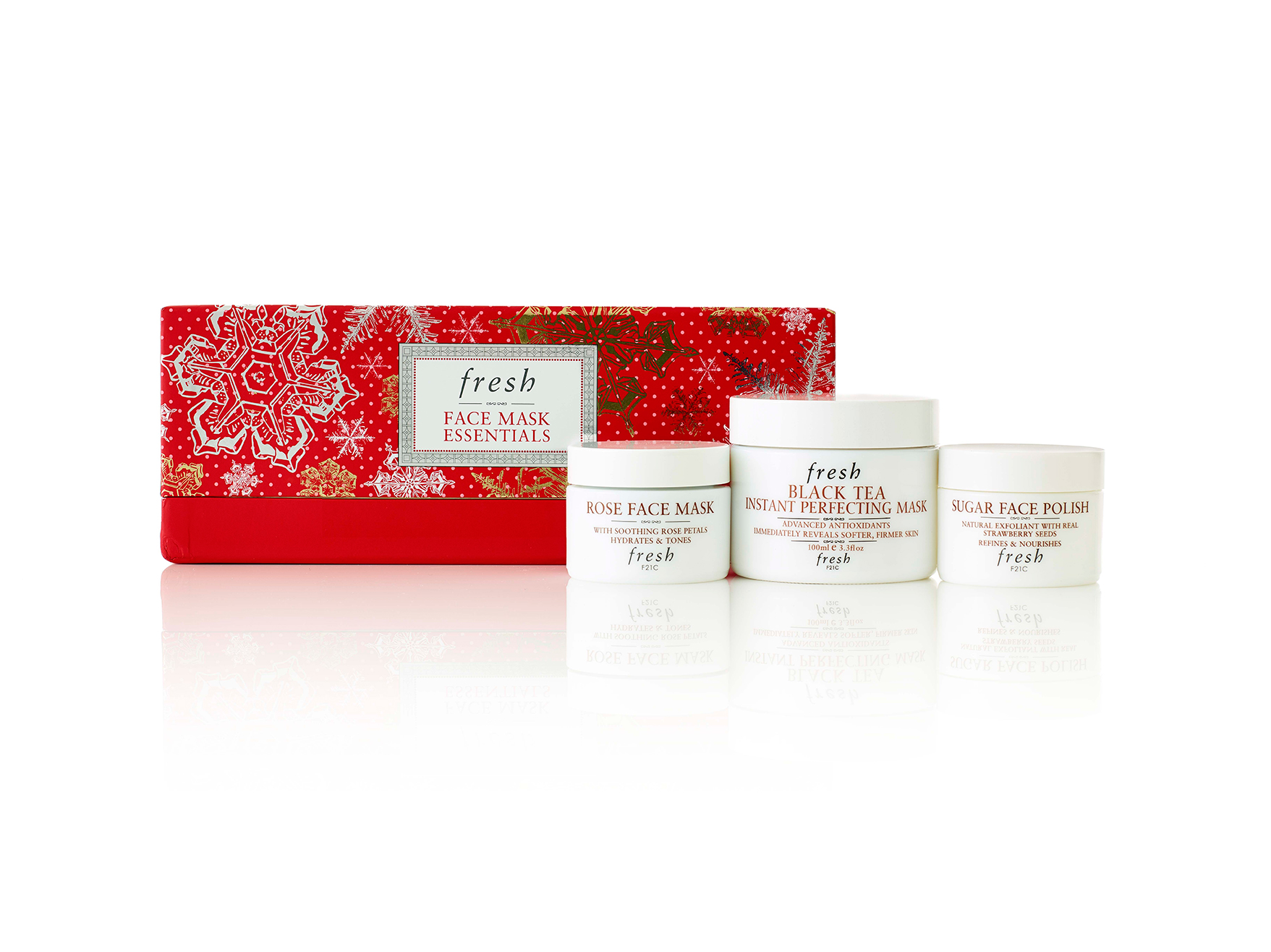 There's no better time of the year to indulge your skin. £95, http://www.fresh.com