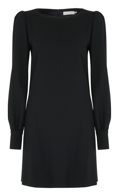 Tallulah wool crepe dress, £420, Goat. www.matchesfashion.com