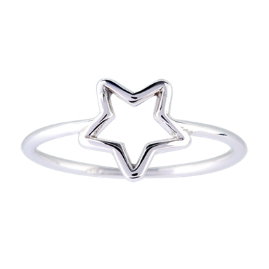 Star ring, £XX, Goldsmiths. www.goldsmiths.co.uk