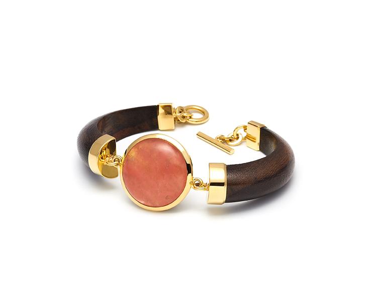 The Branch Rosewood bracelet, now £76.88, Lulu Winter. http://luluwinter.com