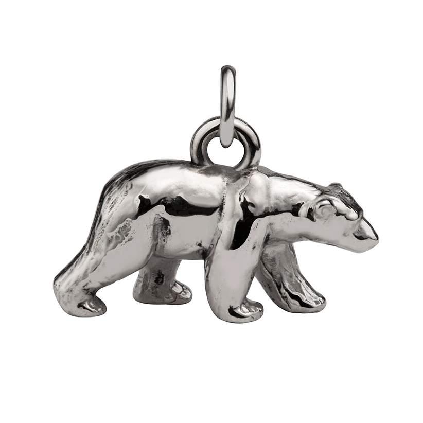 Polar Bear charm, £XX, Stephen Einhorn. www.stepheneinhorn.co.uk