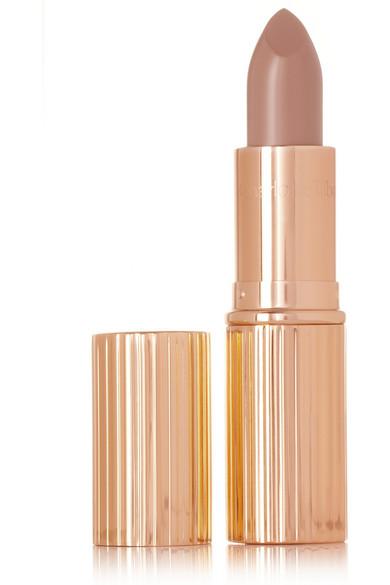 K.I.S.S.I.N.G Lipstick - Nude Kate, £23, Charlotte Tilbury. www.net-a-porter.com