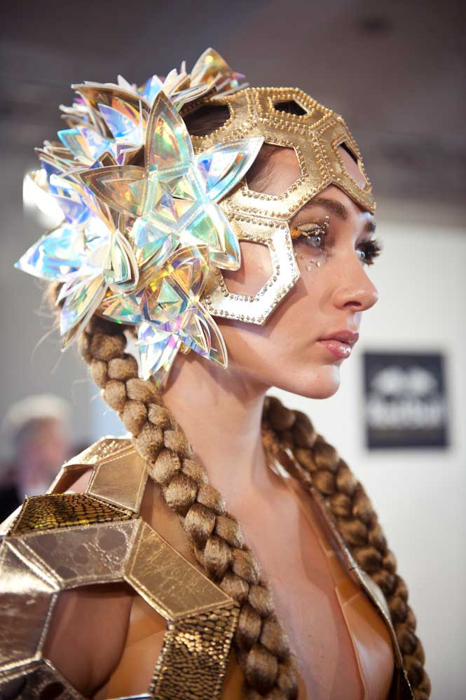 Headpiece by Fred Butler September 2012
