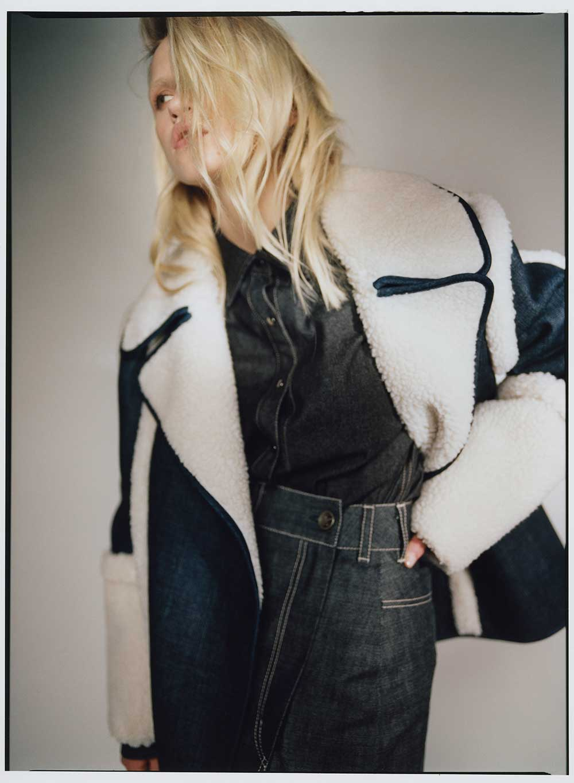 Shinye Kim, LCF Womenswear MA 2015