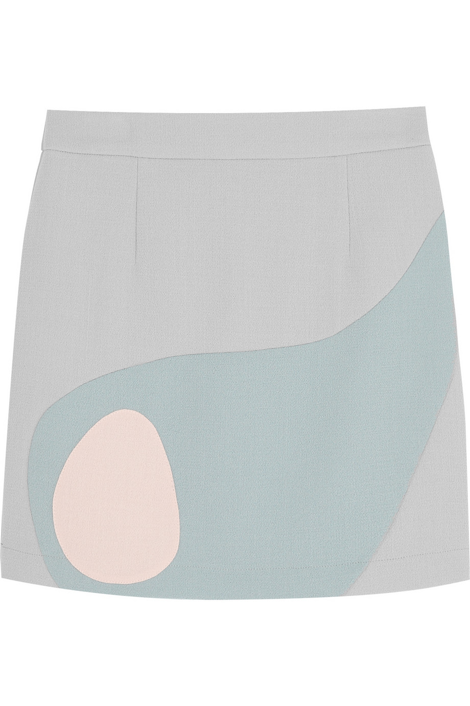 From Resort 15: the Ramona wool-crepe mini skirt,  £425. www.net-a-porter.com