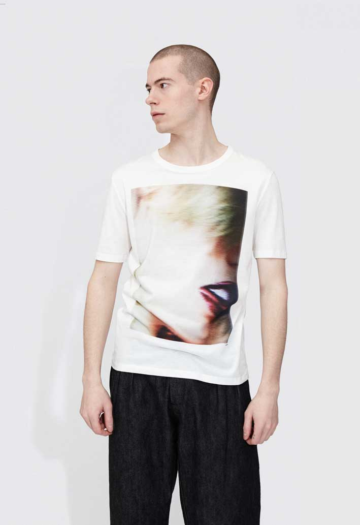 Brett Rossi t-shirt, £35, Passarella Death Squad x Penthouse. www.endclothing.co.uk