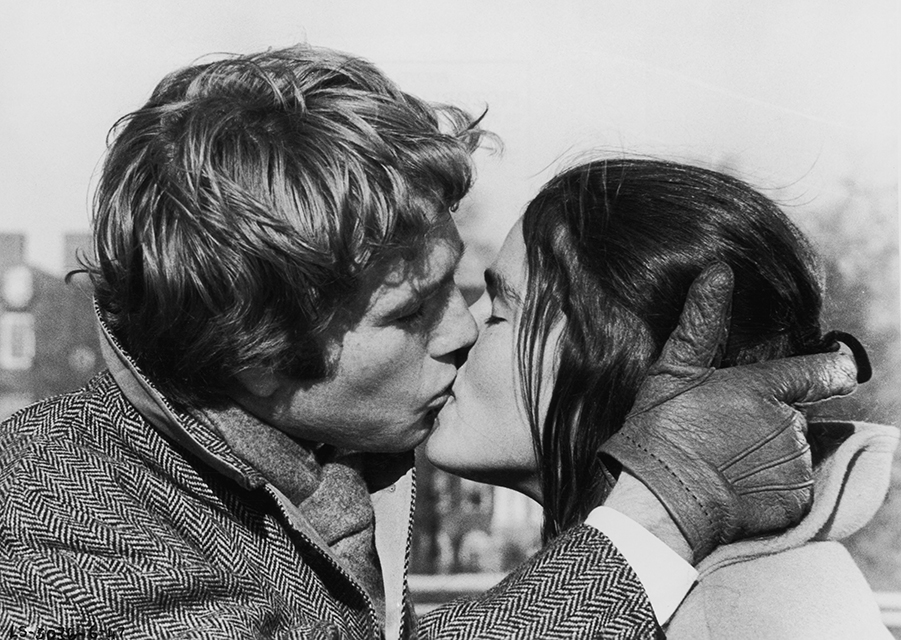 Love Story, one of the most famous films of the 1970s.