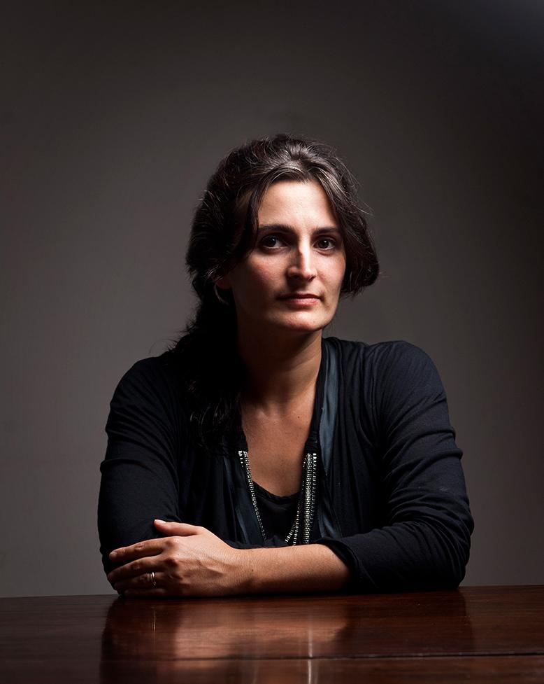 Joana Granero, founder of Fashion & Cinema.
