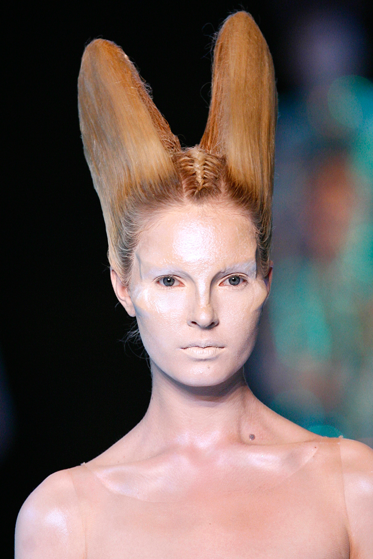 Look from Plato's Atlantis (SS10) by Peter Phillips. Photo by Anthea Simms.