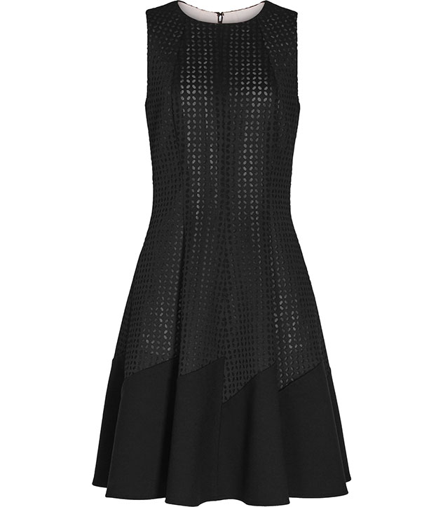 Cut out pinto dress, £190, Reiss. www.reiss.com