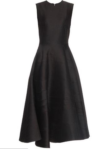 Tatum wool and silk blend dress, £1,630, Roksanda. www.matchesfashion.com