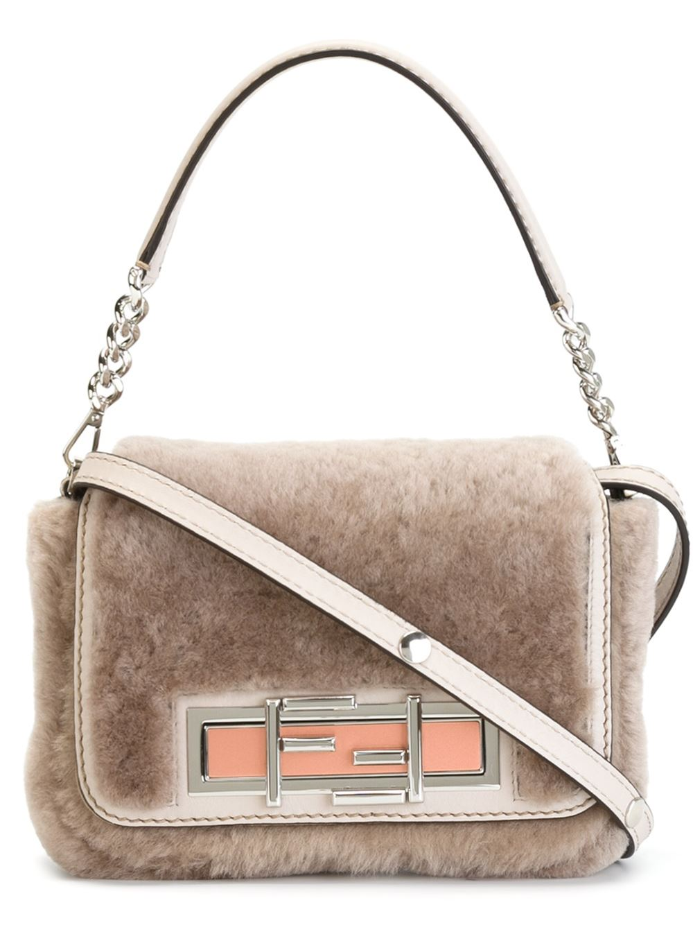 3 Baguette shoulder bag, £1,960, Fendi. www.farfetch.com