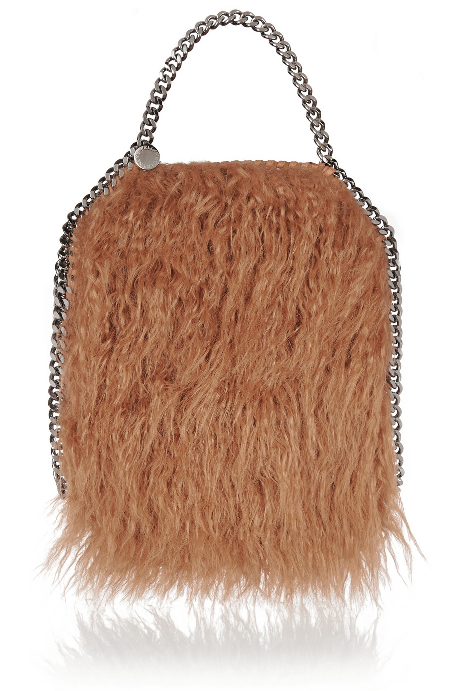 The Falabella mini faux fur tote, £710, Stella McCartney. www.net-a-porter.com CHECK