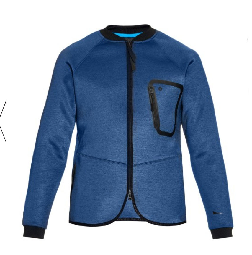 Dekkard raglan-sleeve jacket, £160, BrandBlack. www.matchesfashion.com