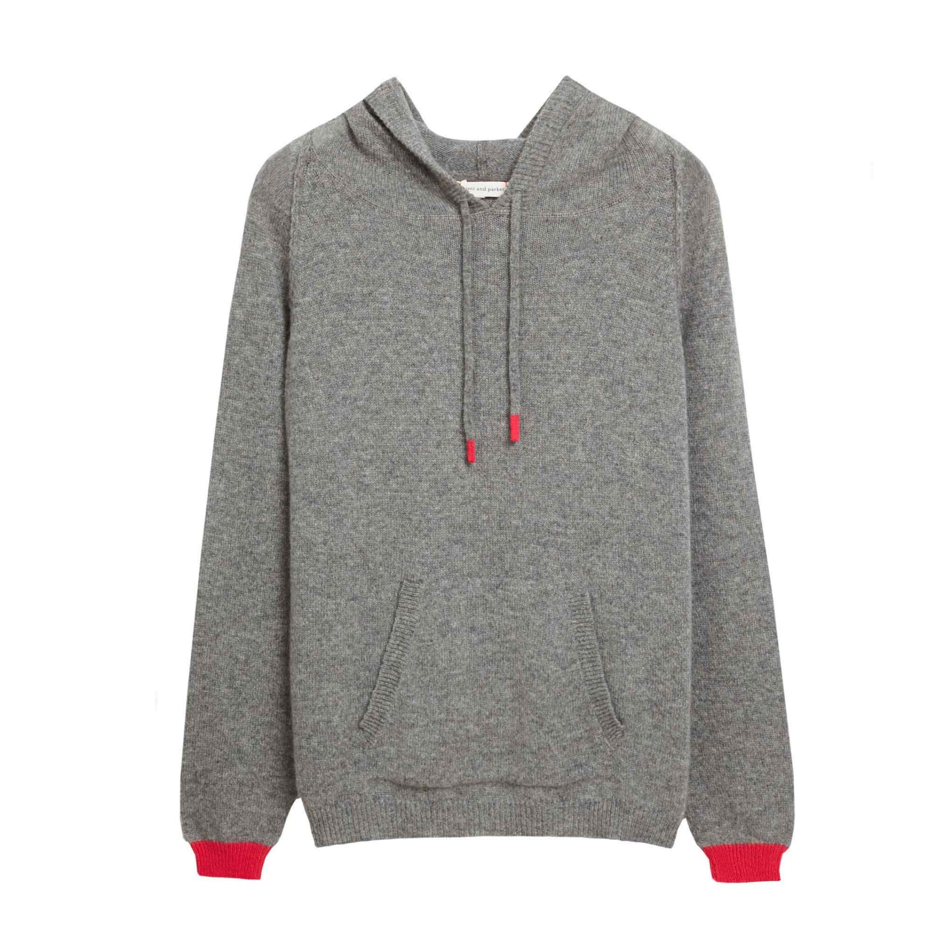 Loose Knit Hoodie, £325, Chinti & Parker. www.chintiandparker.com