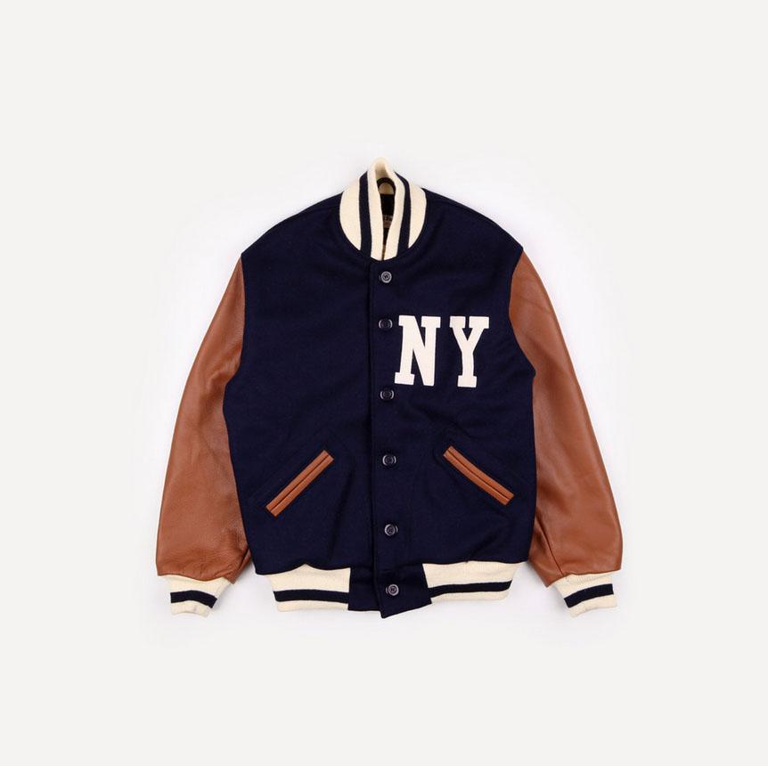 New York Black Yankees 1940 Stadium Jacket, £475, http://store.anumberofnames.org