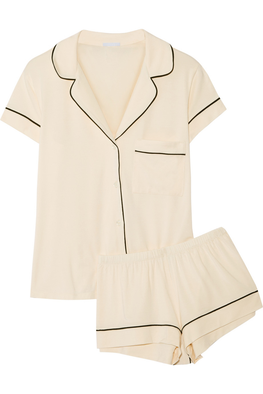 Gisele stretch-modal pajama set, £95, Eberjey. www.net-a-porter.com