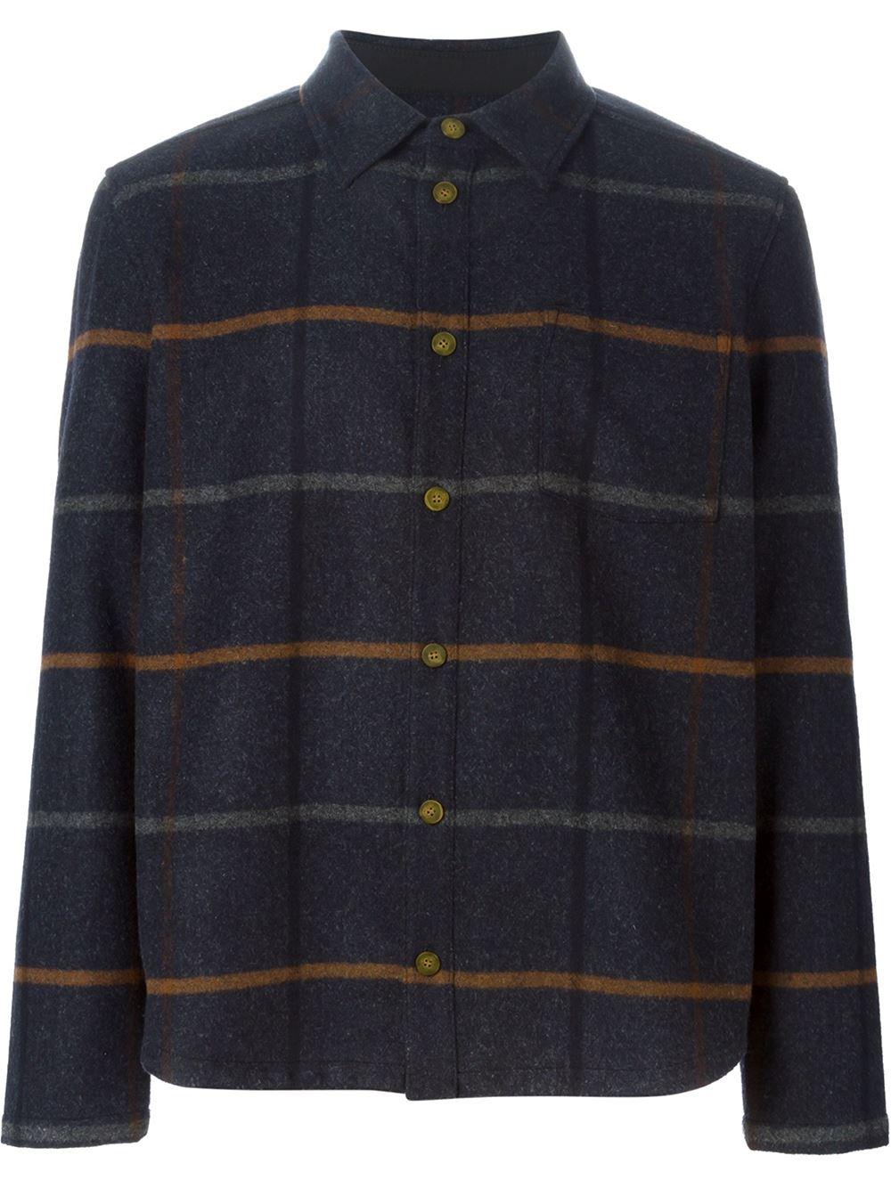 Hunter' shirt, £146.72, Libertine Libertine. www.farfetch.com