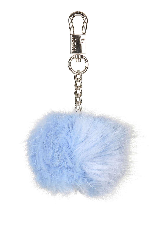 Medium Bag Pom Charm, £7, Topshop. www.topshop.com