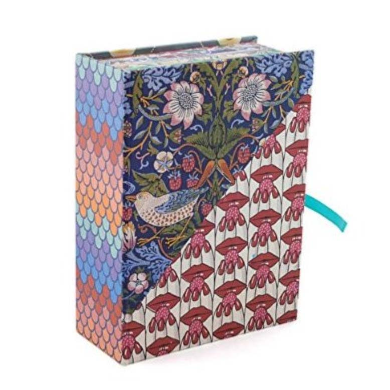 V&A Pattern: 100 Postcards, £14.99, V&A. www.vandashop.com