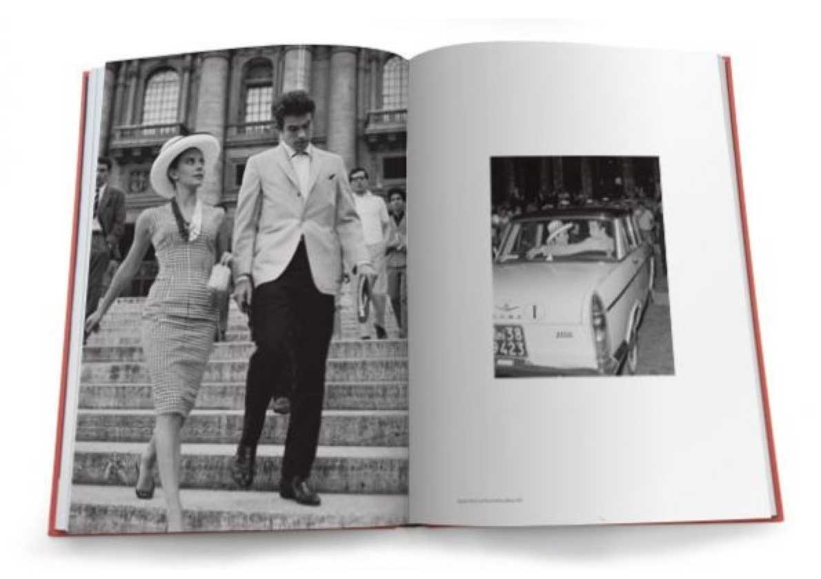 Pages from Paparazzo, published by ROADS.
