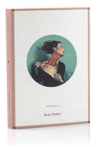 Dracula, published by ROADS, with cover by Fernando Vicente.