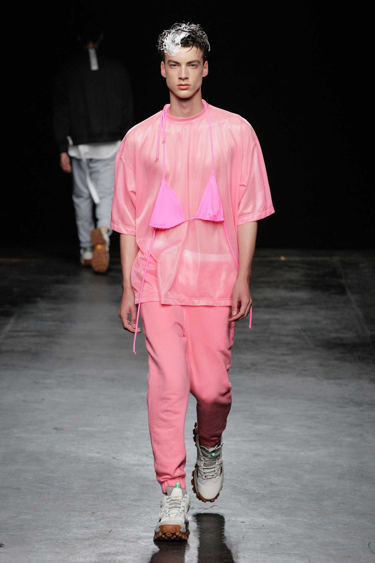 Christopher Shannon SS16. Image courtesy of Christopher Shannon.