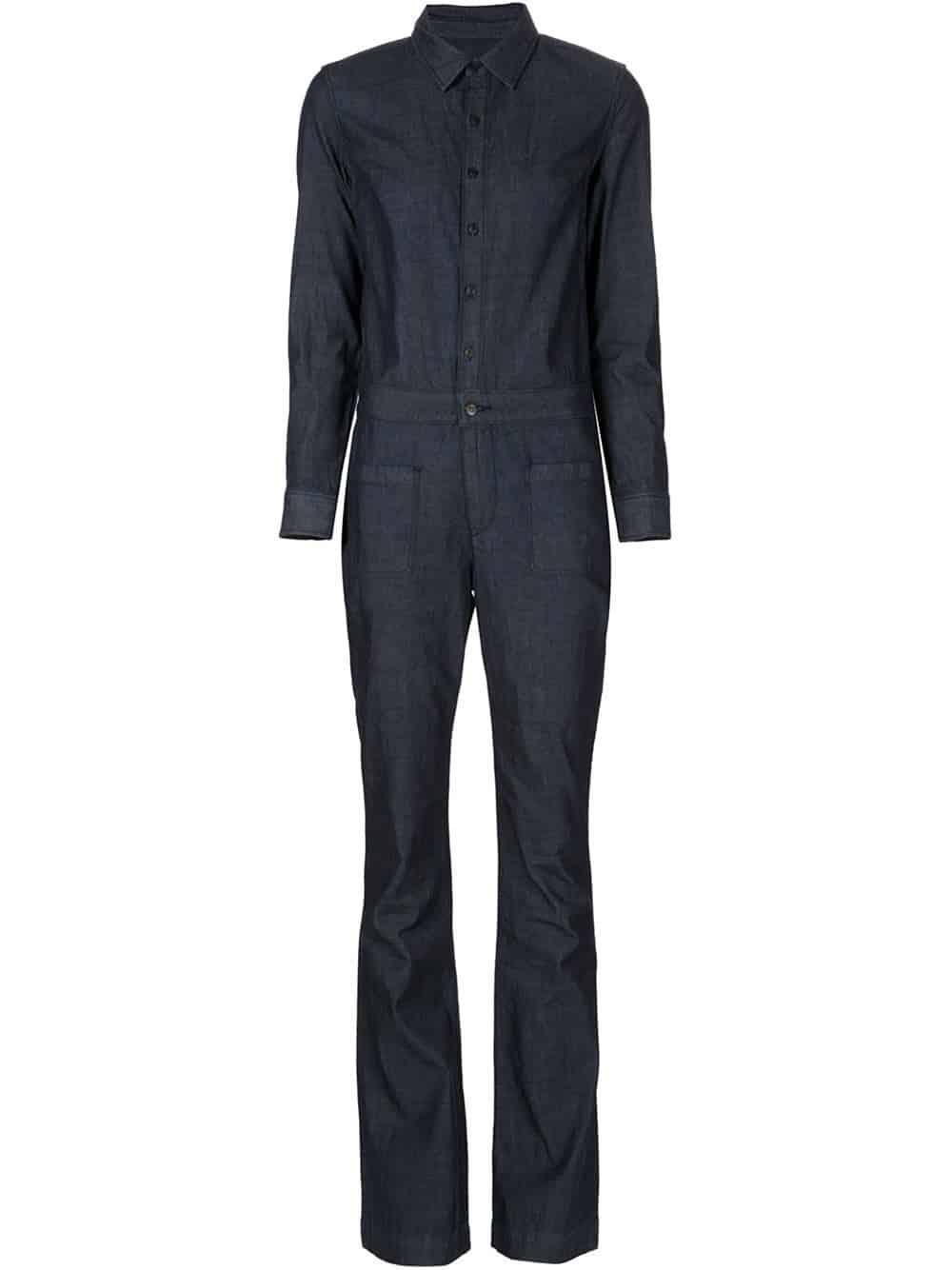 Denim jumpsuit, £363.34, 3 X 1. www.farfetch.com