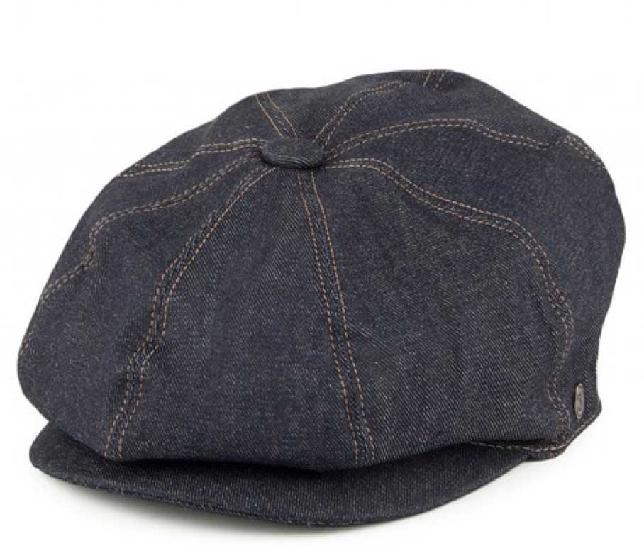 Newsboy cap, £14.95, Jaxon and James. www.hatsandcaps.co.uk