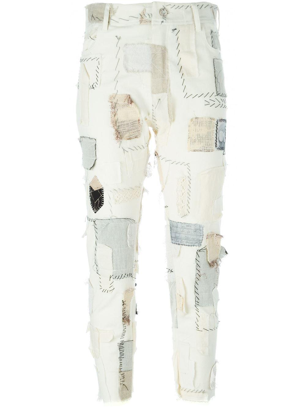 Five pocket jeans, £XX, Heikke Salonen. www.farfetch.com