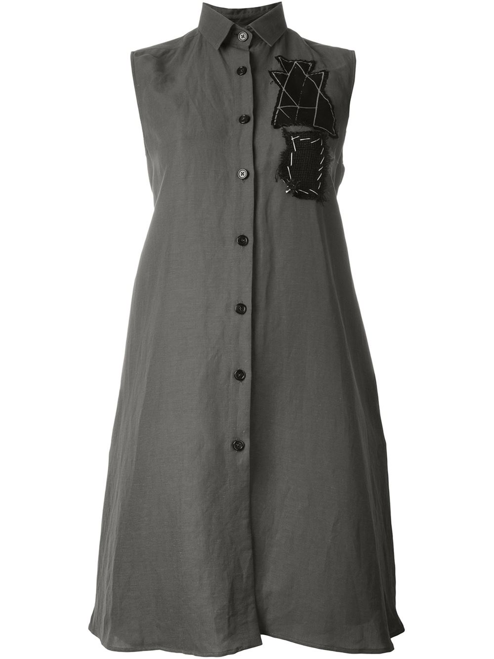 Bell dress, £XX, Heikke Salonen. www.farfetch.com