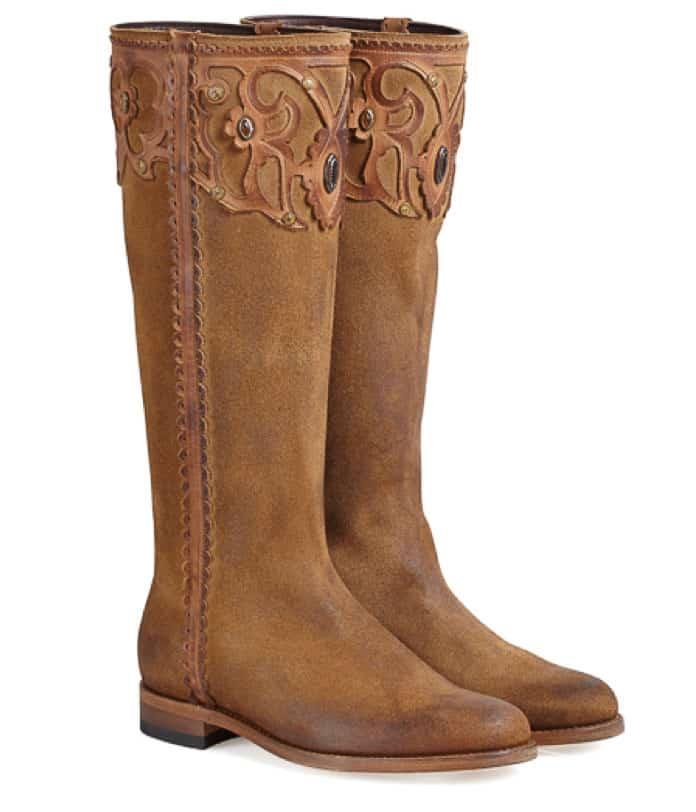 Rocio stud boot, £489, Penelope Chilvers. www.penelopechilvers.com