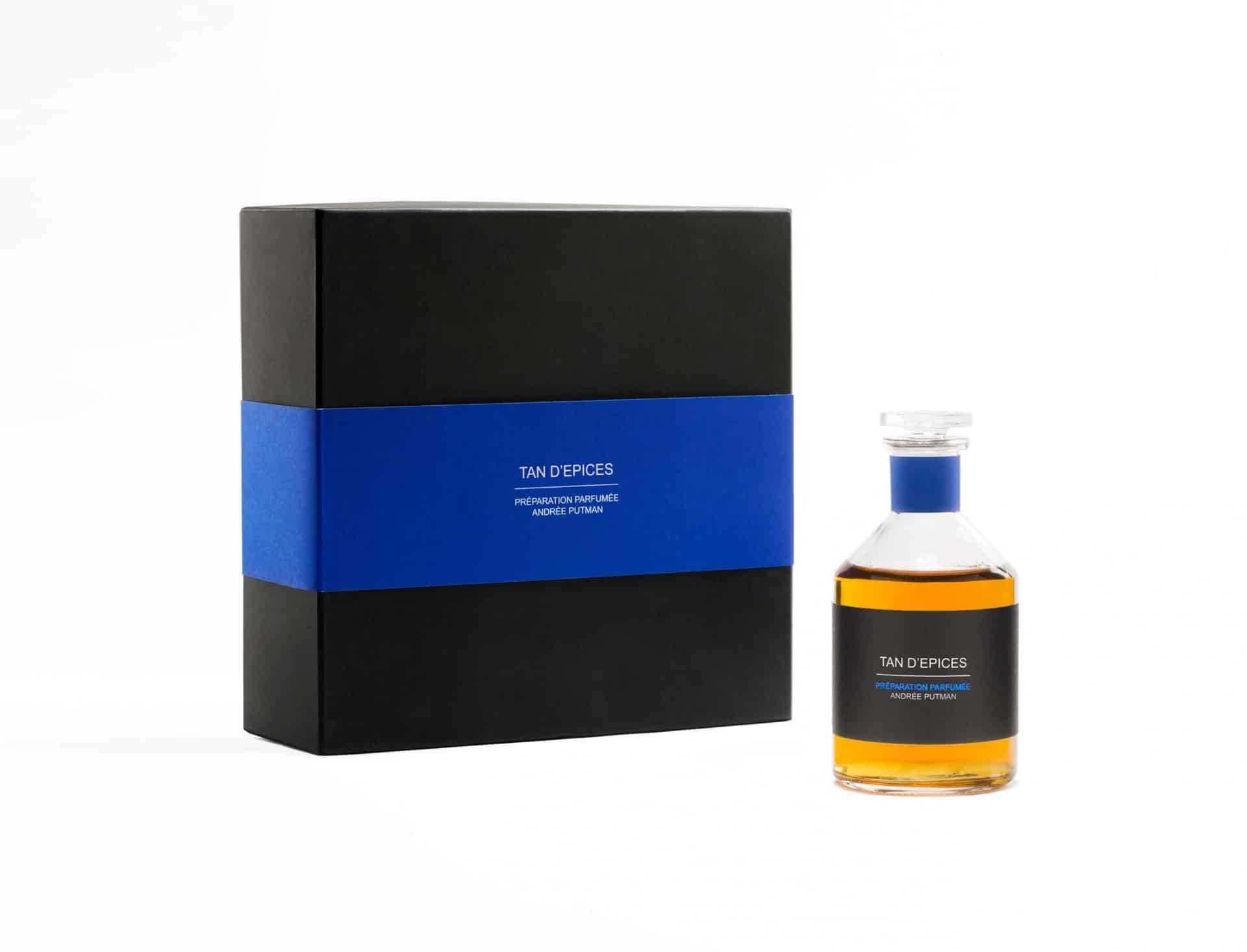 TAN D'EPICES by Andree Putman, £60/30ml, www.averyperfumegallery.co.uk
