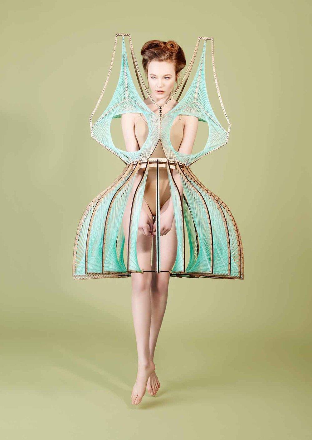 Toni Martin, BA Hons Fashion Design, University of Salford. Breate In, 2016, by Toni Martin, BA Hons Fashion Design, University of Salford.
