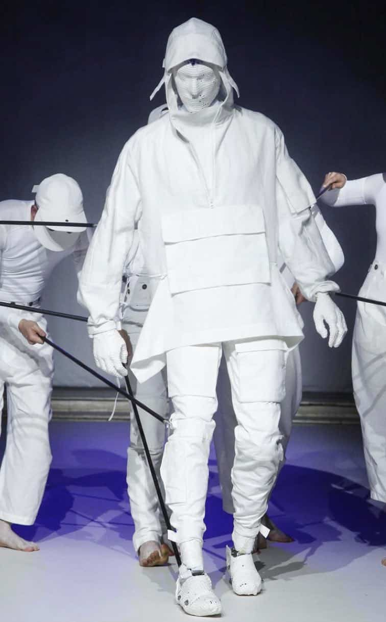 Aitor Throup SS17.