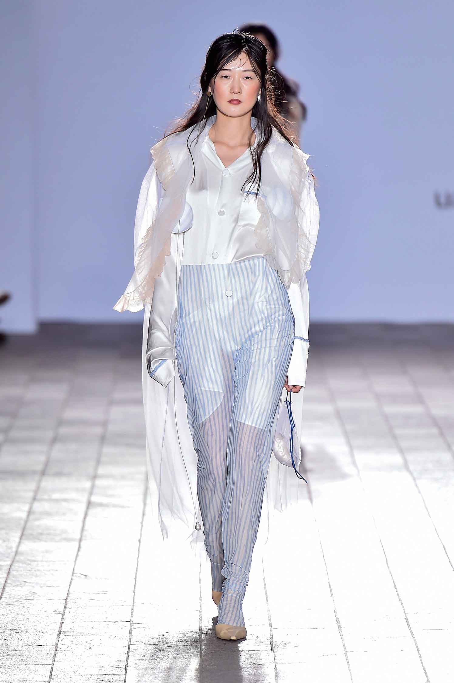 Design by Yuhan Wang. Picture: catwalking.com