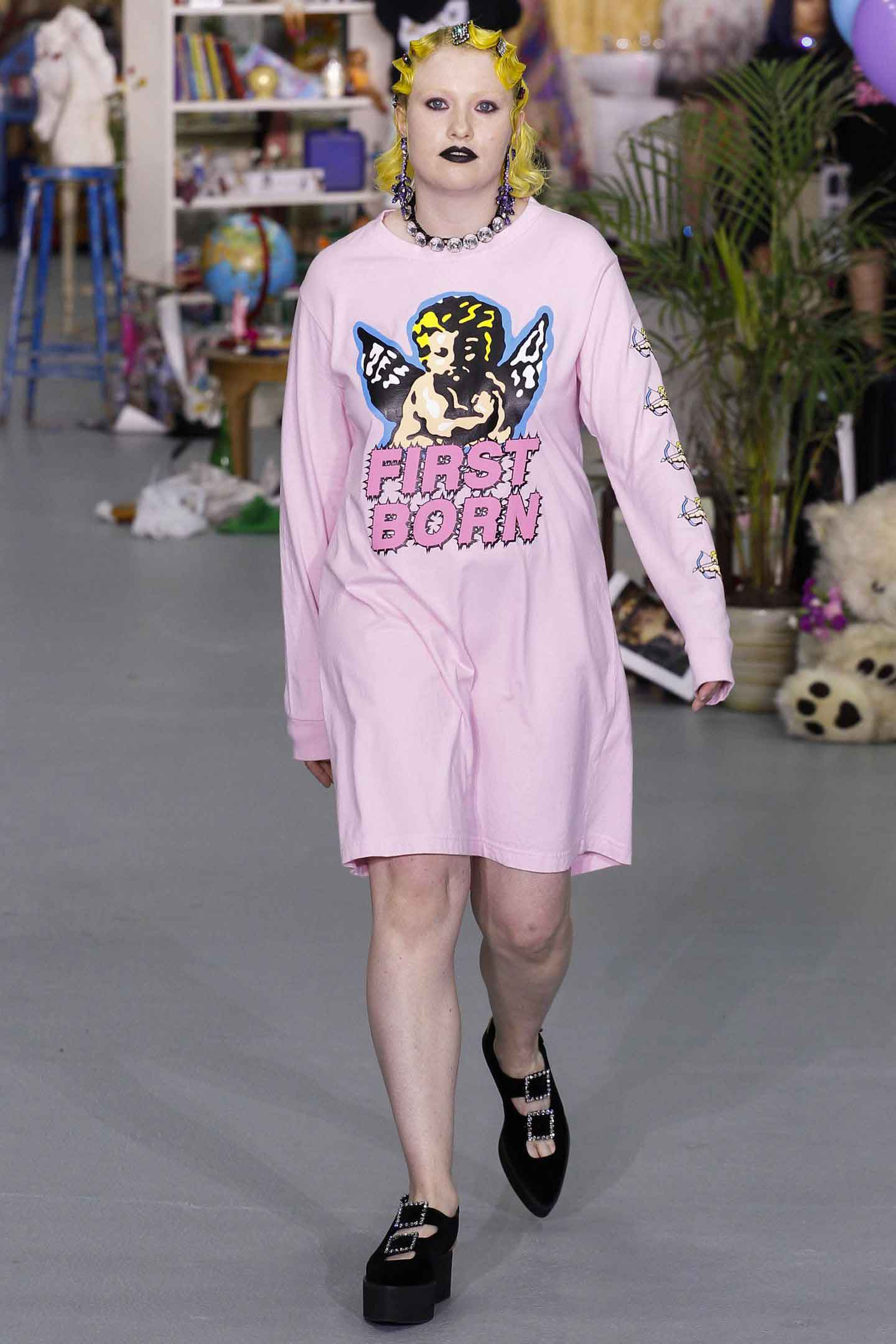 'Pieces all of London's savviest kids will be wearing next year.' Ashley Williams SS17. Picture: Indigital.