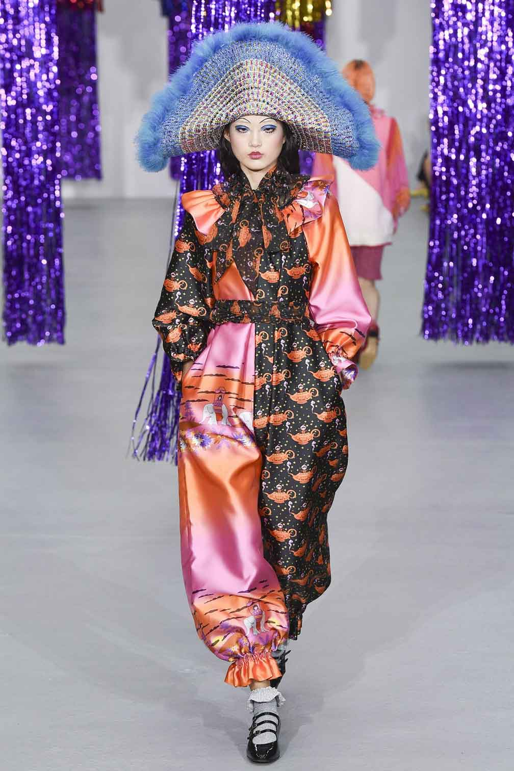 'Rooted in fantasy and fairytale.' Ryan Lo SS17. Picture: Indigital.