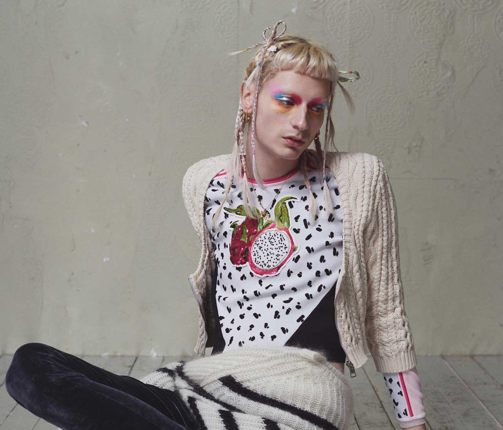 Photography Dazed/Sarah Plantadosi. Fashion Elizabeth Fraser Bell.