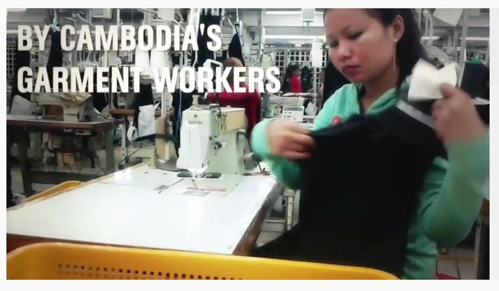 Fashion Exposed gives voice to Cambodia's garment workers.